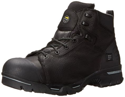 Men's 6' Endurance Puncture Resistant CSA Steel-Toe Work and Hunt Boot